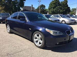 2006 BMW 525i NO ACCIDENT -SAFETY & E-TESTED