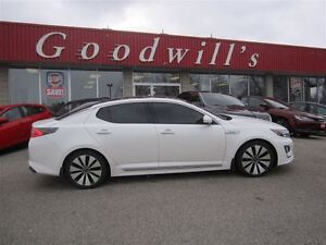 2014 Kia Optima Hybrid EX! NAVI! SUNROOF!