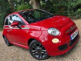 2014 Fiat 500s Perfect Condition