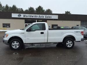 2012 Ford F-150 XLT 8FT BOX! ECOBOOST! FINANCE NOW!