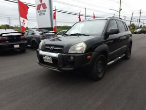 2007 Hyundai Tucson GL 4WD for only $2447 taxes in