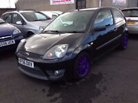 BARGAIN 2006 56 PLATE FORD FIESTA ZETEC S DIESEL STUNNING CAR CHEAPER PX WELCOME