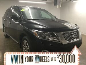 2015 Nissan Pathfinder | SV 4X4- V6 Factory Warranty, low kms