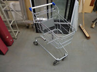 60 Litre Shopping Trolley