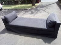 Ikea double-ended single day bed / sofa bed - Great condition