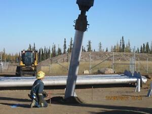 CERTIFIED SCREW PILE INSTALLER. CALL ROSS FOR A QUOTE Edmonton Edmonton Area image 9