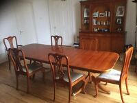 Complete lounge / dining room furniture suite