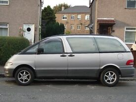 2 x toyota Lucida 8 seaters for the price of 1