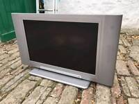 Analogue LCD TV