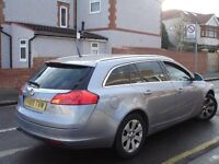 /// VAUXHALL INSIGNIA 2.0 CDTI AUTOMATIC DIESEL /// SPORTS TOURER SRI /// ESTATE /// 2009 PLATE /