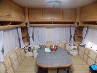 2004 Tec Weltbummler Creation 520TDF 4 Berth Touring Caravan