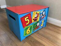 Thomas The Tank toy storage box