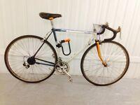 Raleigh medium frame 10 speed lightweight Road Bike