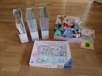 Angelina Ballerina - Large collection of Books, Magazines, Dolls, Clothes & Jigsaw