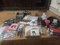 Nail equipments