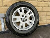 Land Rover Freelander 2 17 Inch Alloy Wheel with like new Cooper tyre!
