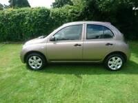 Nissan Micra Initia, 2006, 5 door, 1.2 petrol