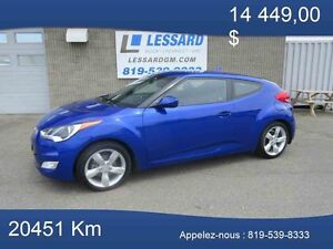 2014 Hyundai VELOSTER SIEGE CHAUFFANT, CAMERA, PUSH BUTTON, ET P