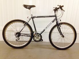 Magna 18 speed MTB bike Mint Condition