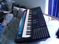 Yamaha PSS 780 Music Station keyboard.
