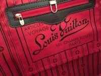 Louis Vuitton shoulder bag with purse LV Brown