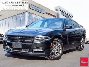 2018 Dodge Charger GT AWD * LEATHER * POWER SUNROOF *