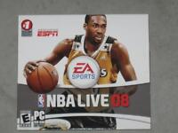 NBA Live 08 by EA Sports - new