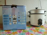 rice cooker electric Kenwood RC410 new