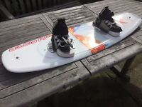 Wakeboard and boots model search 142 HG3