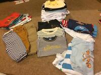 Huge bundle boys clothes 3-6 months, SEE ALL PICS