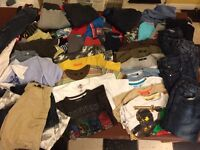HUGE bundle of boys clothes age 7-8. (57 items in bundle)