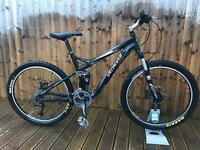Specialized xc comp full suspension mountain bike will post