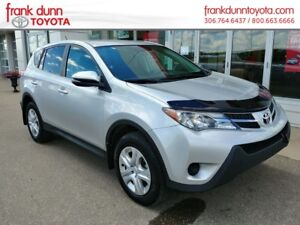 2015 Toyota RAV4 AWD LE **JUST REDUCED to $20,900!**