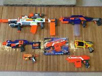 Nerf Modulus / Nerf Elite / Nerf N-Strike - Full selection of Nerf products - Excellent condition