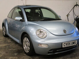 Volkswagon beetle 1.6 (service history)