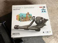 BKool Pro Smart indoor cycle Trainer