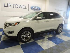 2016 Ford Edge SEL - AWD Panoramic Vista Roof|Navigation|Heated