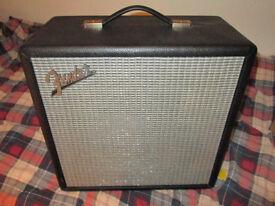 Fender SC112 Speaker Cabinet Jensen P12N AlNiCo 50W 8OHM compact closed back