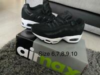 Nike air max 95 sizes 6,7, 8,9,10