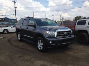 2012 Toyota Sequoia SR5!! Apply Now!!