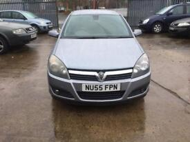 Vauxhall Astra design twinport 1.6 petrol