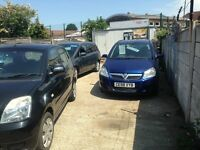 FOR RENT - (Lock-up Car Storage Yard with Office) - 10/11 Cars space - Secured - CCTV 24hr - READY