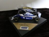 Onyx David Coulthard FW16 test car model