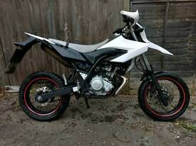 Yamaha WR 125X/WR125X - 2009