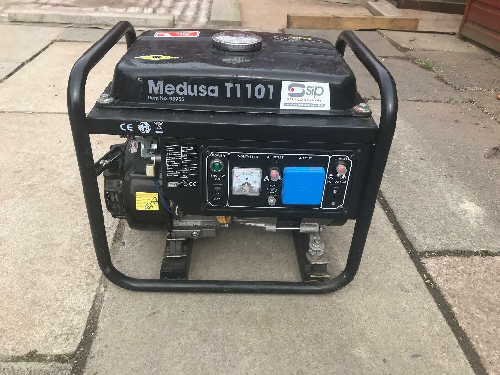 Medusa T1101 Generator | in Middleton, Manchester | Gumtree