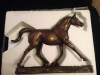 Harriet Glen Bronze Horse