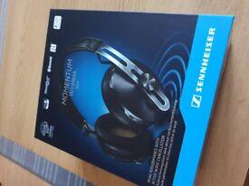 BRAND NEW SELAED! Sennheiser Momentum Over Ear 2.0 Wireless Black! NC! Warranty!