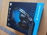 BRAND NEW SELAED! Sennheiser Momentum Over Ear 2.0 Wireless Black! NC! Warranty!