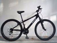 """(908) 26"""" 14"""" X-RATED X.05 BOYS GIRLS YOUTH ADULT MOUNTAIN BIKE BICYCLE Age: 11+; Height: 145-165 cm"""