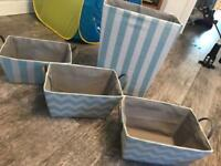 Duck egg storage baskets